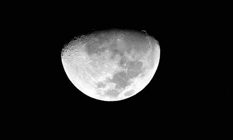 Eclipse penumbral de Luna noviembre