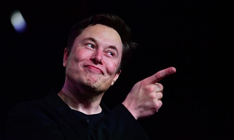 Elon Musk más rico