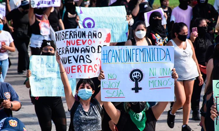 el problema de los Feminicidios