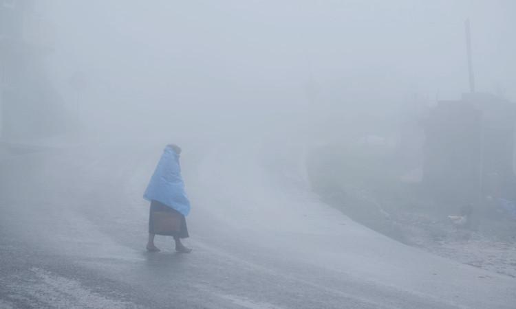 Fuertes lluvias y bajas temperaturas: alertan en CDMX y estos estados