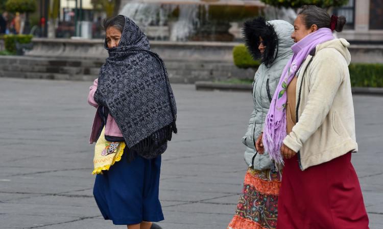 El clima en México hoy 2 de noviembre: frío y fuertes lluvias para estos estados