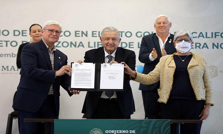 Beneficios fiscales: ¿en qué consiste el decreto de AMLO en las fronteras?