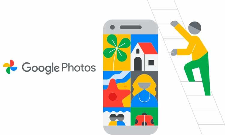 google photos almacenamiento