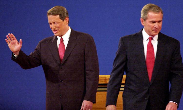 Elecciones en Estados Unidos podrían definirse en tribunales como en el 2000