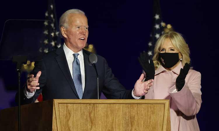 Jill Biden, una oportunidad para transformar el papel de primera dama - Uno  TV