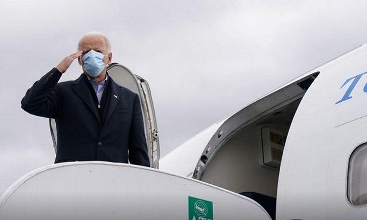 Joe Biden Reuters