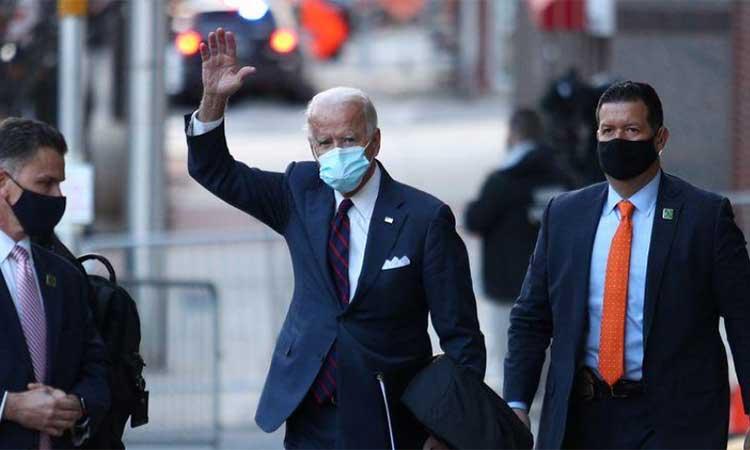 Joe Biden, presidente electo de EU. Foto: Reuters