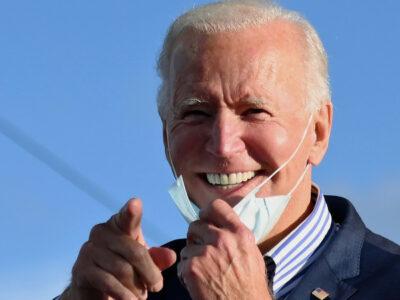 Joe Biden cambia su perfil de Twitter al de presidente electo de Estados Unidos