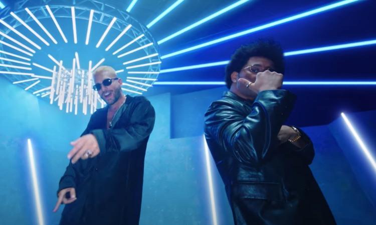 Maluma y The Weeknd remix
