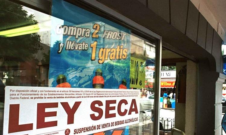 Ley Seca en CDMX y Edomex: estas alcaldías y municipios la aplicarán