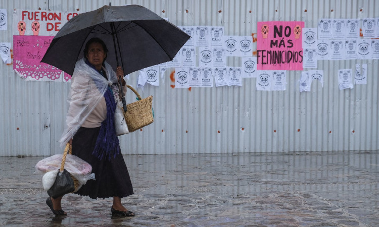 Eta lluvias estados México