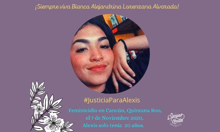 piden justicia para alexis