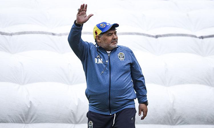 Tras muerte de Diego Armando Maradona, las reacciones en el futbol mundial
