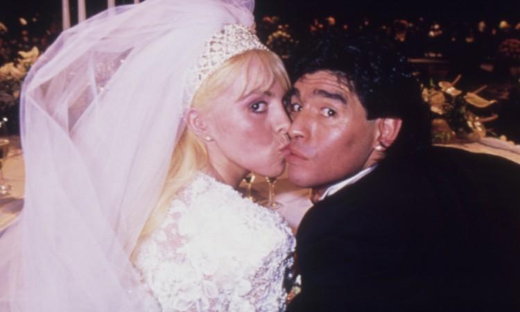Diego Armando Maradona Y Sus Amores Una Vida De Romances Escandalosos Uno Tv