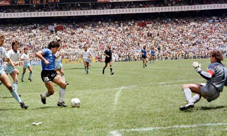 Maradona Gol Inglaterra