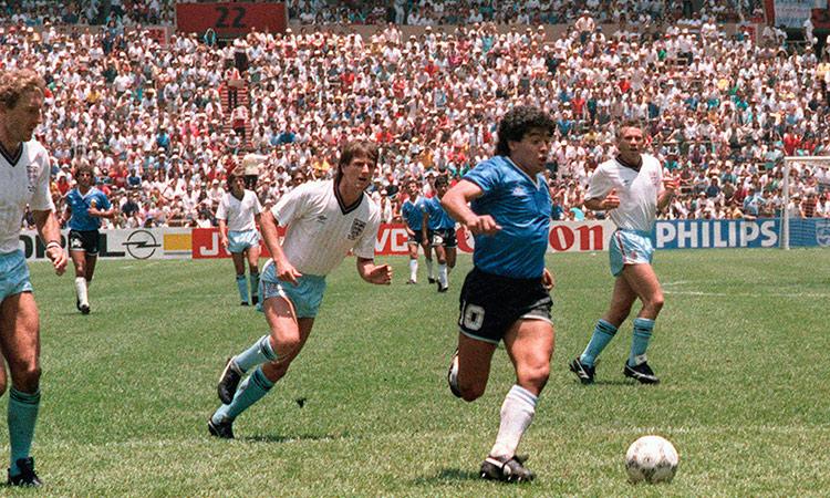 Maradona Mejor Gol