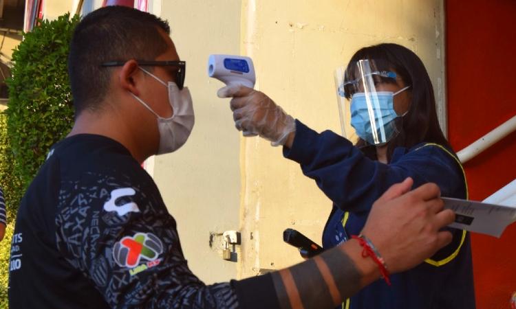 Chivas anuncia protocolo sanitario para juego contra América