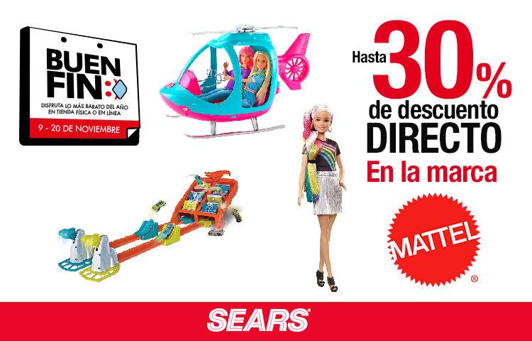 Mattel Sears