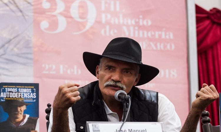 José Manuel Mireles: su salud es estable tras contraer COVID-19, informa esposa