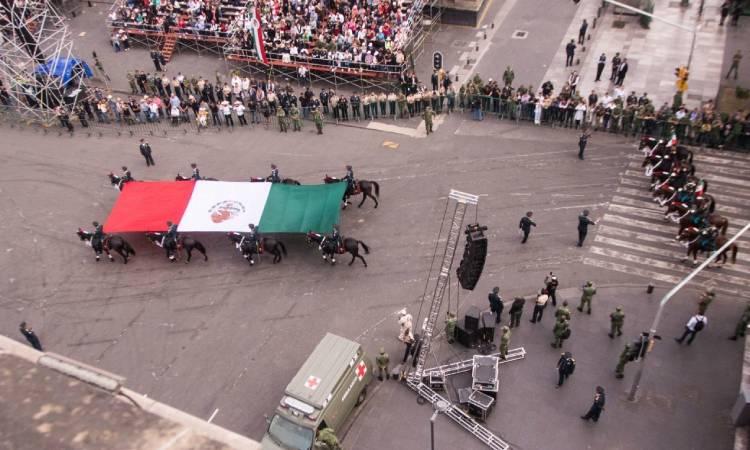 20 noviembre México