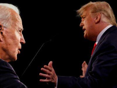 Biden Trimp irresponsable