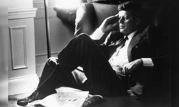 John F. Kennedy UNAM