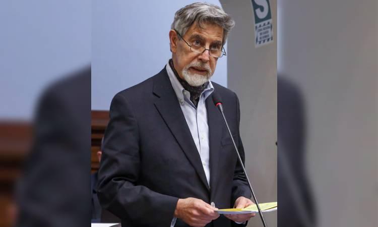 Francisco Sagasti Perú