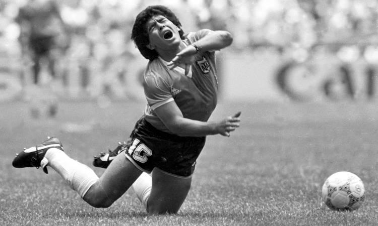 negligencia Maradona