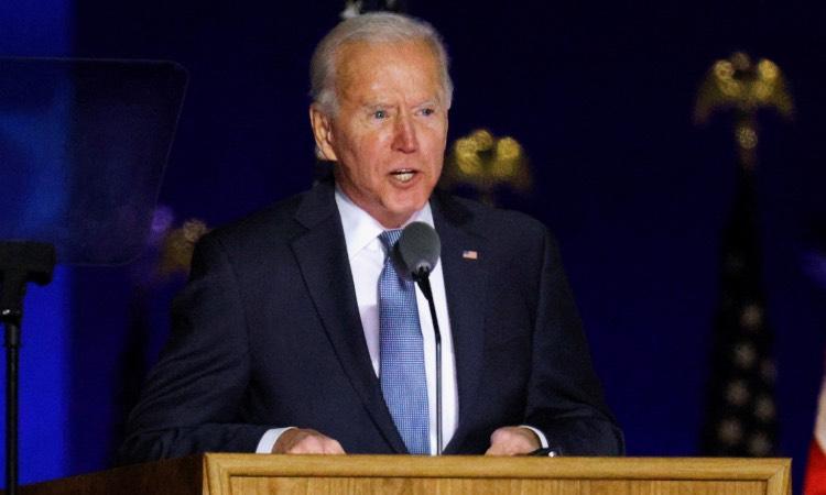 Ganó Biden