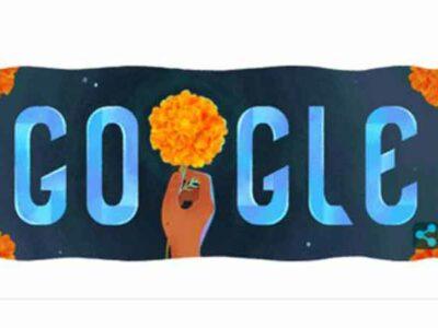 Google Día de Muertos