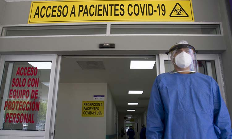 CDMX busca profesionales de la salud contra COVID-19; ve requisitos - Uno TV