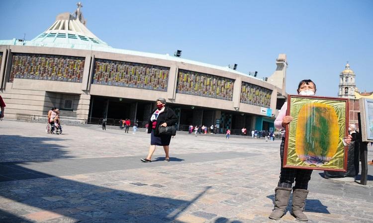 CDMX realizará operativo por llegada de peregrinos a la Basílica