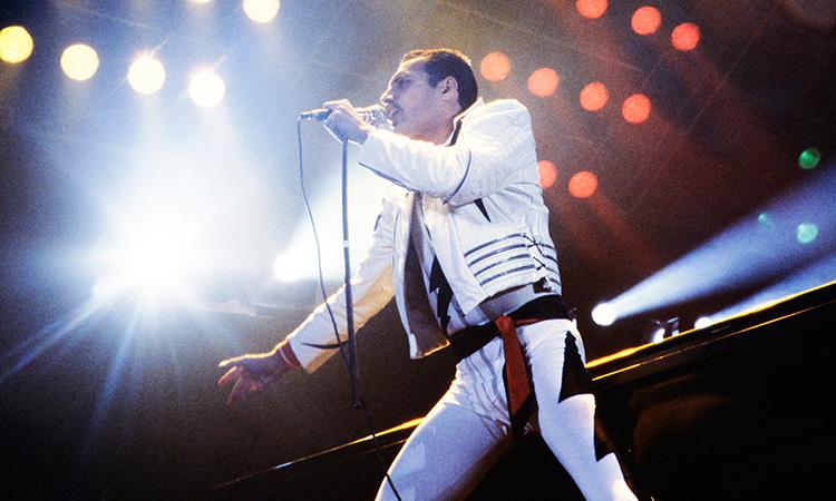Queen Tiktok Freddie Mercury