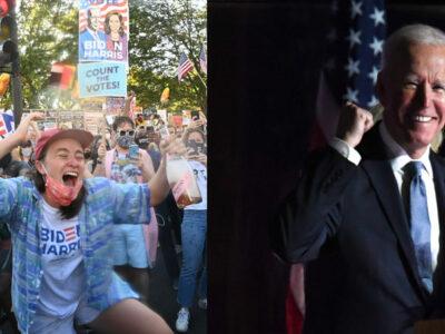 Joe Biden y las reacciones en el mundo por ganar presidencia de EU