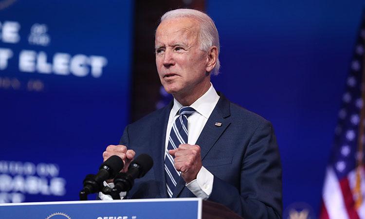 Reto De Biden