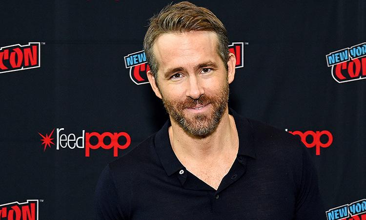 Ryan Reynolds Equipo De Futbol