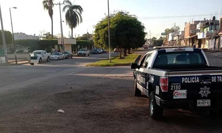 Sinaloa: roban banco en Culiacán, dos veces en un día