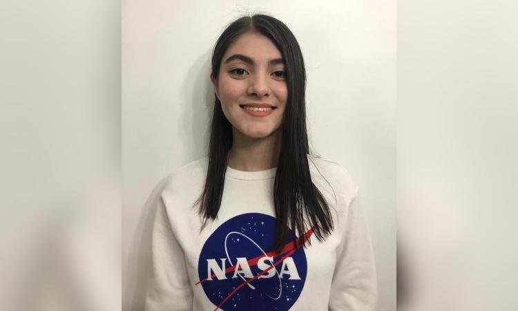 Sonora: Yanire fue elegida a participar en proyecto de la NASA