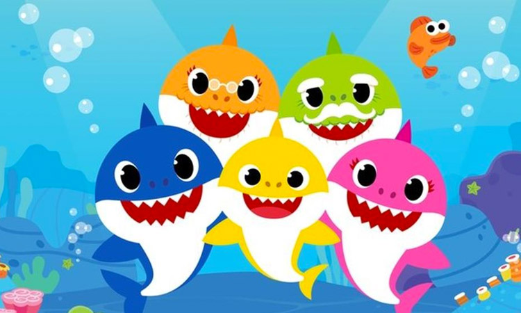 Baby Shark le gana a Despacito en YouTube