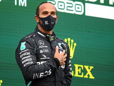 Lewis Hamilton es el campeón de la Fórmula 1 y así responde a críticos