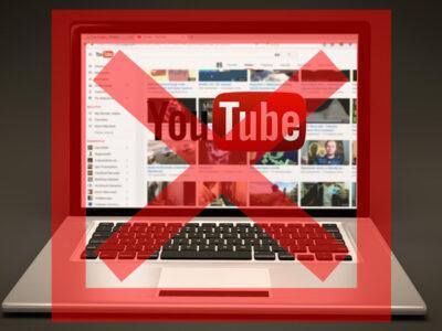 caida YouTube