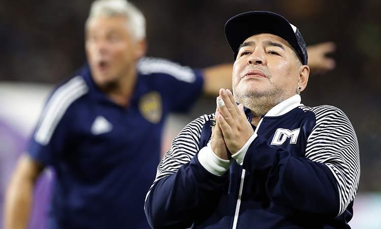Falleció Diego Maradona a los 60 años