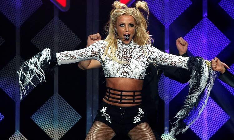 Britney Spears perdio juicio