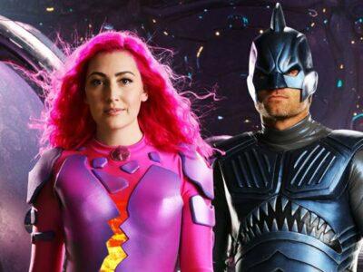 Netflix revela imágenes y fecha de Sharkboy y Lavagirl