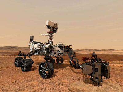 """NASA publica audio de """"rover"""""""