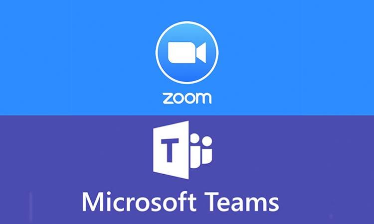 Microsoft Teams compite con Zoom