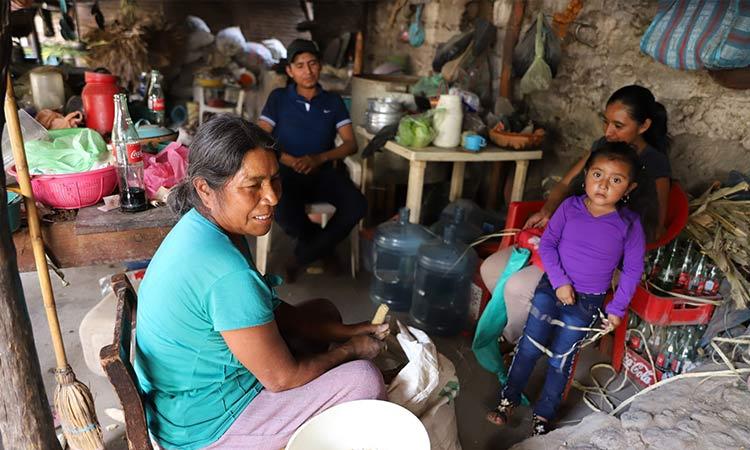 desigualdad social en México