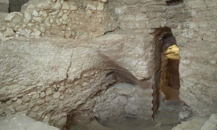 casa de Jesús de Nazaret