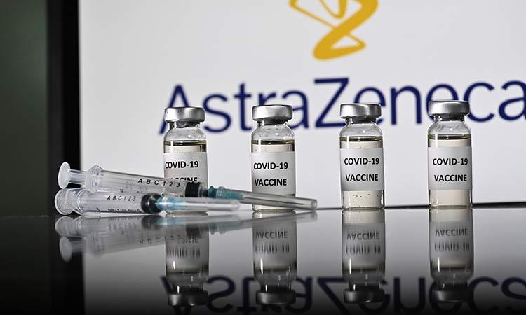 Vacuna de Oxford-AstraZeneca