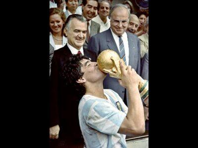 Quién es Maradona